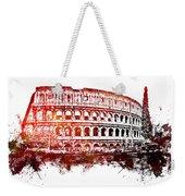 Rome Colosseum Weekender Tote Bag