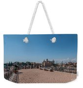 Rome From Above Weekender Tote Bag