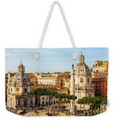 Rome, Italy. Rome, Italy. Piazza Della Weekender Tote Bag