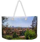 Rome Rooftop Weekender Tote Bag