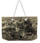 Rome Vista Weekender Tote Bag by Joan Carroll