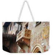 Romeo And Juliet Weekender Tote Bag