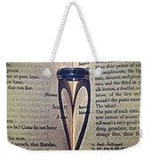 Romeo And Juliet  Weekender Tote Bag by Stelios Kleanthous