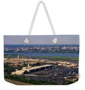 Ronald Reagan Washington National Weekender Tote Bag