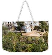 Ronda Houses On A Rock Weekender Tote Bag