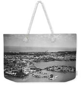 Roney Plaza Hotel And Casino Weekender Tote Bag