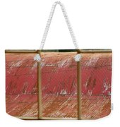 Roof Tops Weekender Tote Bag