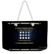 Roof Window Weekender Tote Bag