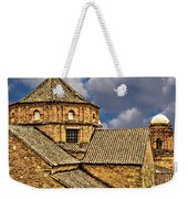 Colonial Roof Weekender Tote Bag