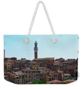 Roofs Of Siena Weekender Tote Bag