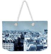 Rooftops Of Paris - Selenium Treatment Weekender Tote Bag