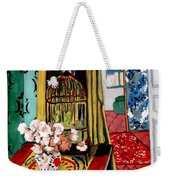 Room With A View After Matisse Weekender Tote Bag