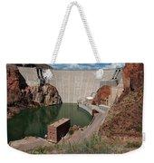 Roosevelt Dam Weekender Tote Bag