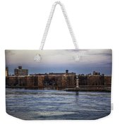 Roosevelt Island View - Nyc Weekender Tote Bag