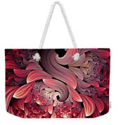 Rooster Abstract Weekender Tote Bag