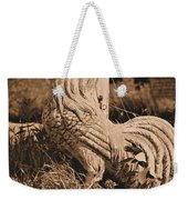 Rooster At The Big Chicken Barn Weekender Tote Bag