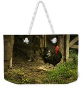 Rooster In The Hen House Weekender Tote Bag