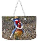 Rooster Rider Weekender Tote Bag