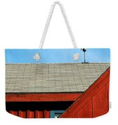 Rooster Weathervane Weekender Tote Bag