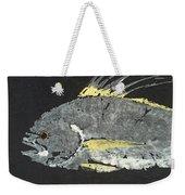 Gyotaku Roosterfish Weekender Tote Bag