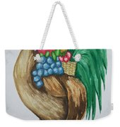 Rooster's Fruit To Go Weekender Tote Bag