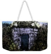 Root Cellar Abstraction Weekender Tote Bag