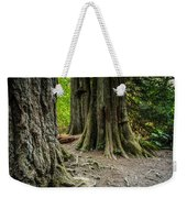 Root Feet Collection 1 Weekender Tote Bag