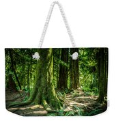 Root Feet Collection 3 Weekender Tote Bag