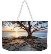 Roots Beach Weekender Tote Bag