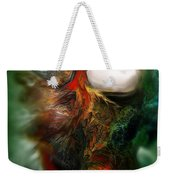 Roots Weekender Tote Bag by Carol Cavalaris