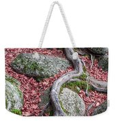Roots Weekender Tote Bag by Edward Fielding