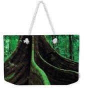 Roots Of A Giant Tree, Daintree Weekender Tote Bag