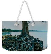 Roots On The Bay Weekender Tote Bag