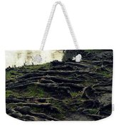 Roots On White River Weekender Tote Bag