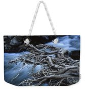 Roots Over Ozark Stream Weekender Tote Bag