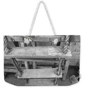 Rope Ladder Weekender Tote Bag