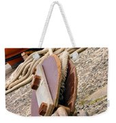 Ropes And Chains Weekender Tote Bag