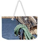 Ropes And Rigging Weekender Tote Bag