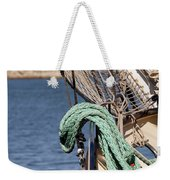 Ropes And Rigging Weekender Tote Bag