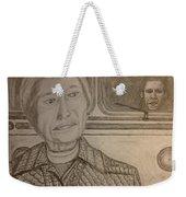 Rosa Parks Imagined Progress Weekender Tote Bag