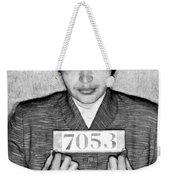 Rosa Parks Weekender Tote Bag by Unknown