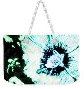 Rosa Sinensis Abstract Weekender Tote Bag