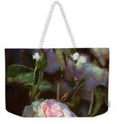 Rose 122 Weekender Tote Bag by Pamela Cooper