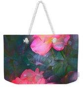 Rose 194 Weekender Tote Bag by Pamela Cooper