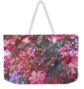 Rose 199 Weekender Tote Bag by Pamela Cooper