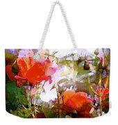 Rose 204 Weekender Tote Bag by Pamela Cooper