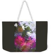 Rose 206 Weekender Tote Bag by Pamela Cooper