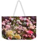 Rose 209 Weekender Tote Bag by Pamela Cooper