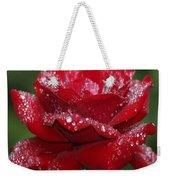 Rose 9 Weekender Tote Bag