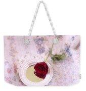 Rose And Mirror Weekender Tote Bag